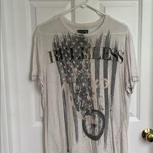 Salvage Ruleless T shirt Size XL